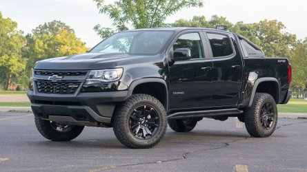 Fighting Dirty Comparing Ford Chevy Jeep And Toyota Trucks Off