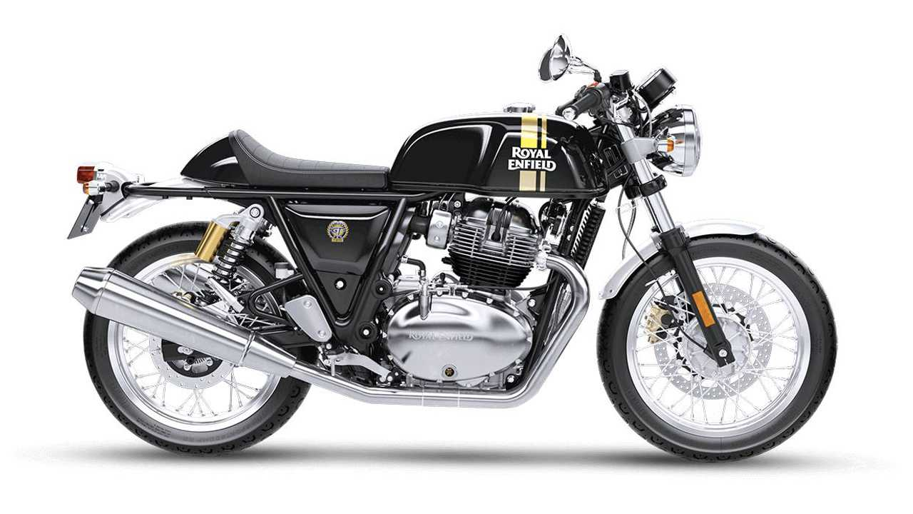 2019 Royal Enfield Continental GT 650  - $5,999