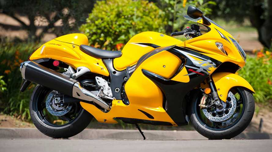 20 Years Of The Suzuki GSX-1300R Hayabusa