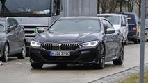BMW Série 8 Gran Coupé photos espion