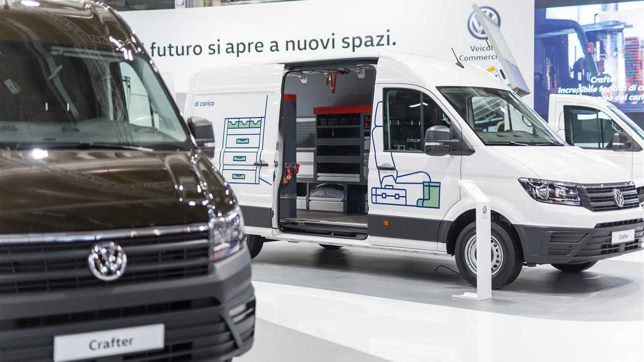 Volkswagen Veicoli Commerciali al Transpotec 2019
