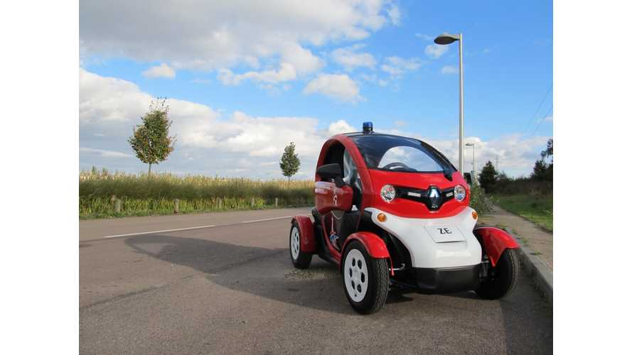 Renault Twizy Sales Falling Off...Everywhere