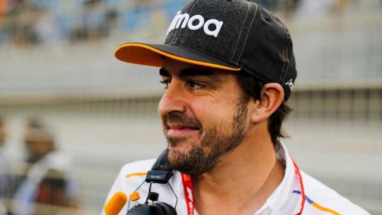 Fernando Alonso, McLaren, F1 2019