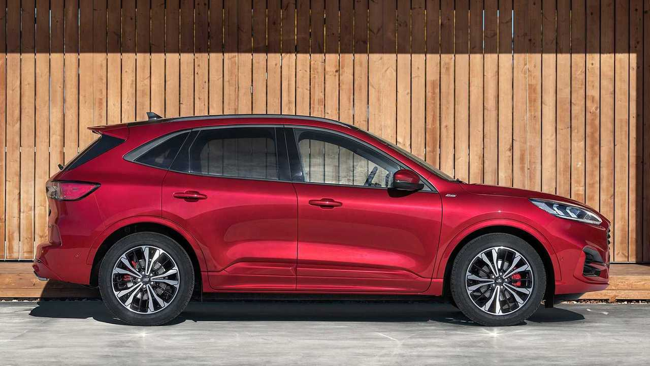 2020 Ford Kuga See The Changes Side By Side