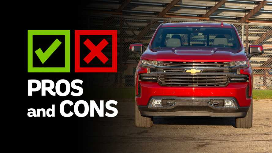 2019 Chevrolet Silverado High Country 4x4 Crew Cab: Pros And Cons