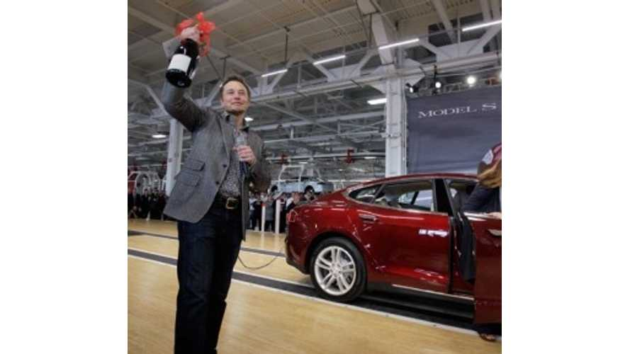 Elon Musk Tops Highest Paid CEO List