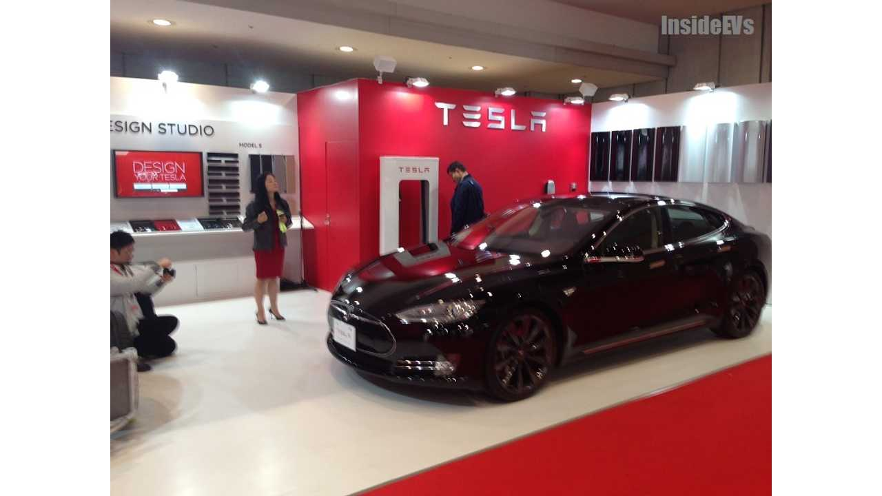 Tesla Supports Bill To Raise 150/Year Vehicle Sales Cap In Georgia