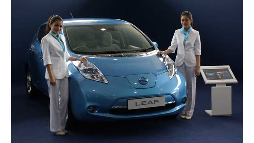 Malaysia's Automotive Policy to Focus on Electric Vehicles in 2014