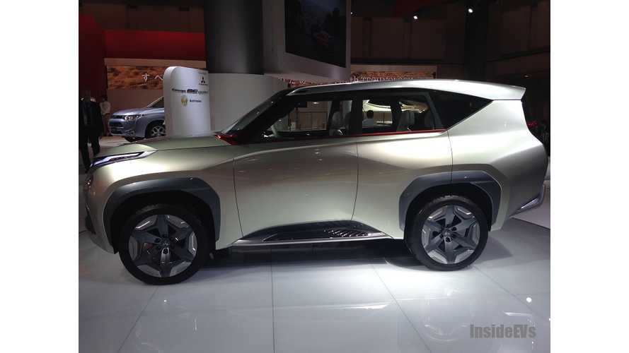 Mitsubishi President: Pajero / Montero Plug-In Hybrid Likely Coming to US in 2015