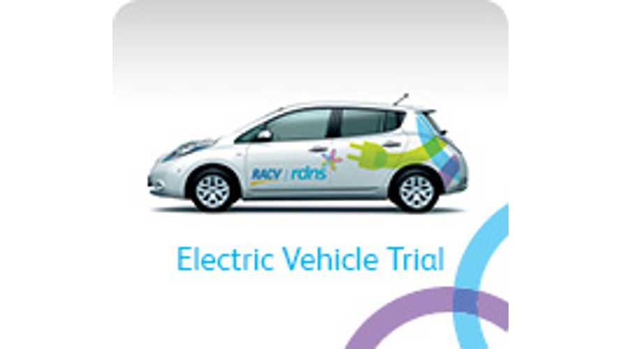 Australia's Royal District Nursing Service to Add 8 Nissan LEAFs to Fleet