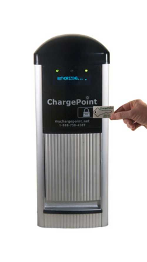 ChargePoint America Program is Complete...4,600 Chargers Installed in US