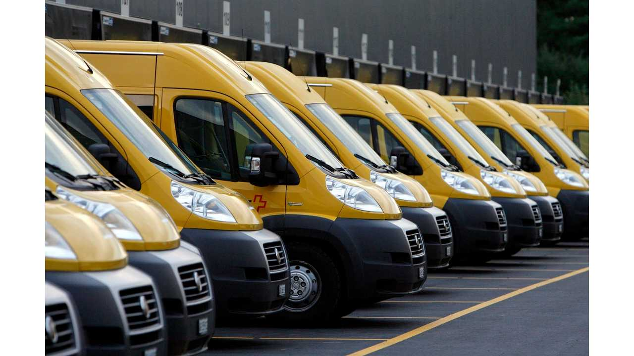 Austrian Post to Expand Electric Vehicle Fleet to 1,000