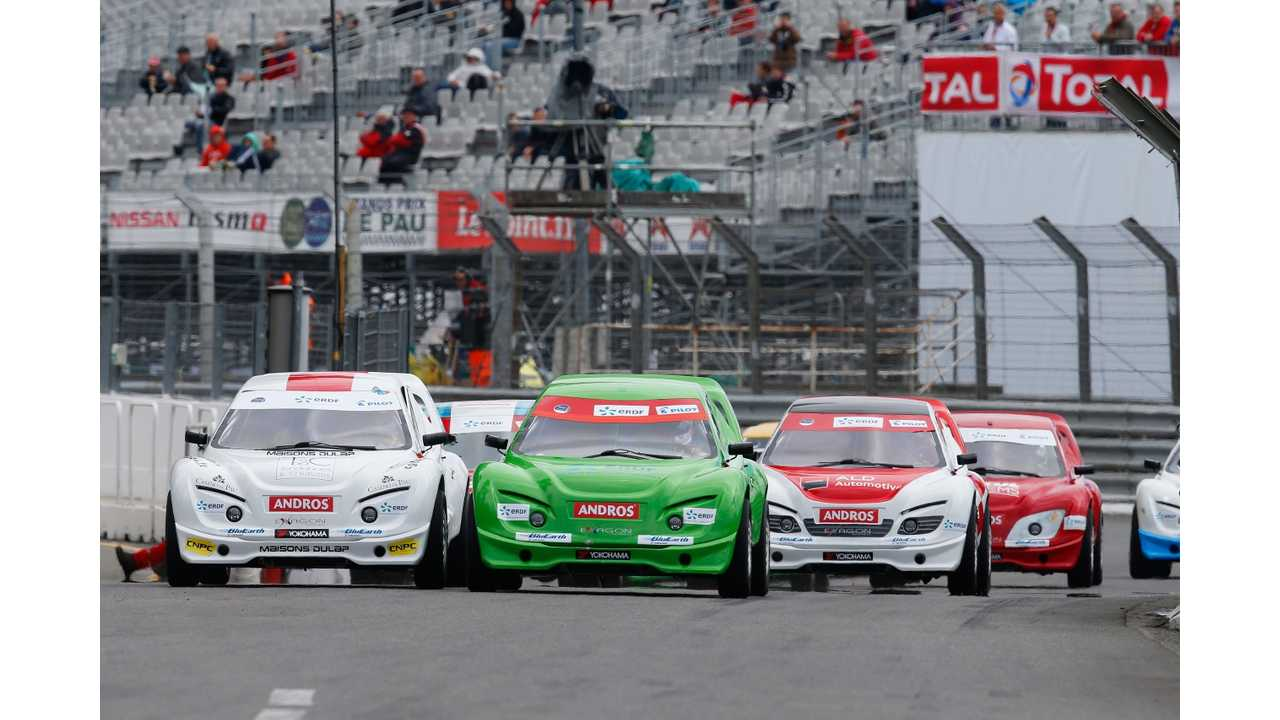 Grand Prix Electrique de Pau 2013 Results Are In; Local Favorite Wins Again