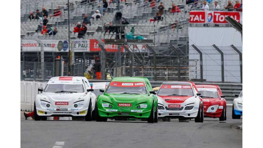 Grand Prix Electrique de Pau 2013 Results Are In; Local Favorite Wins Again