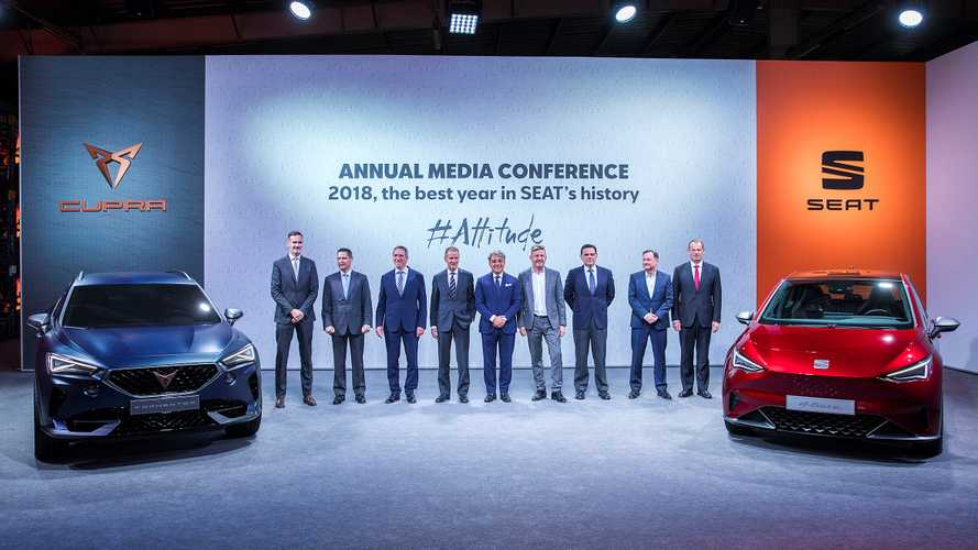 SEAT Has Six New Electrified Models Coming