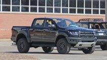 Ford Ranger Raptor  - Flagra nos EUA