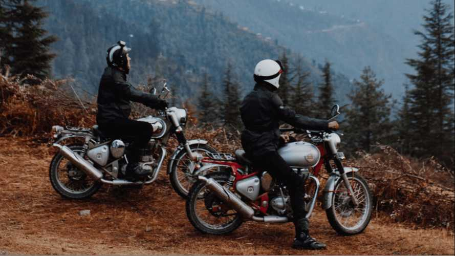 Royal Enfield's Sales Are Taking A Nosedive