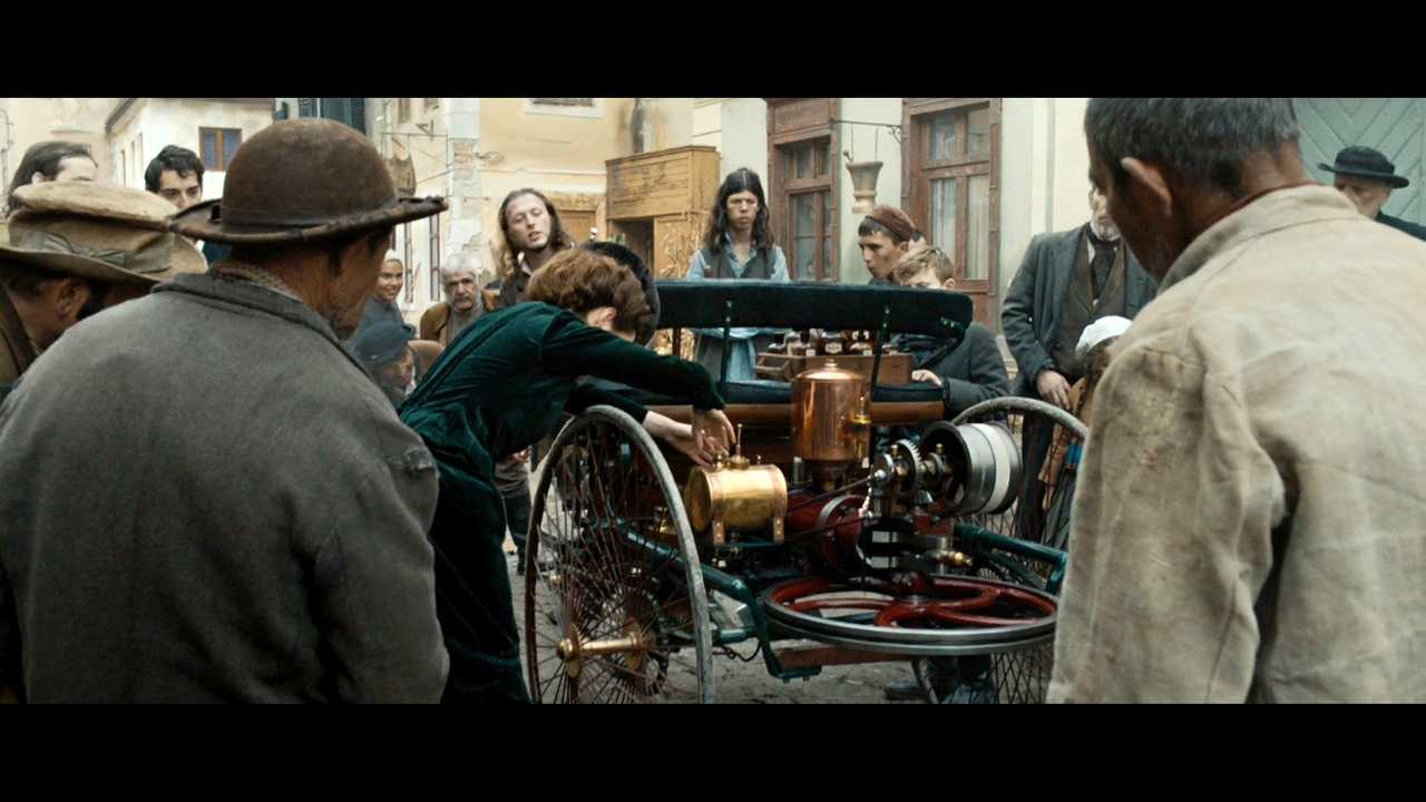 Mercedes-Benz rövidfilm: Bertha Benz