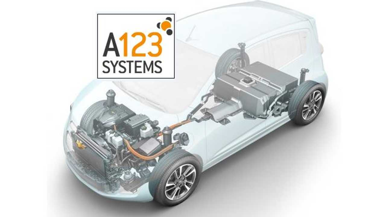 A123 Defaults On Loan, Seeks Bankruptcy Protection