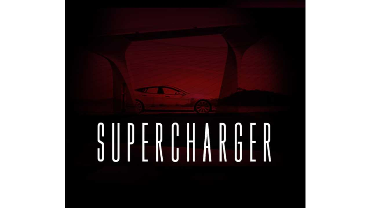 Tesla Teases Supercharger's Debut Monday, Full 85 kWh Charge In Less Than An Hour (Update: Elon Musk Video Interview Added)