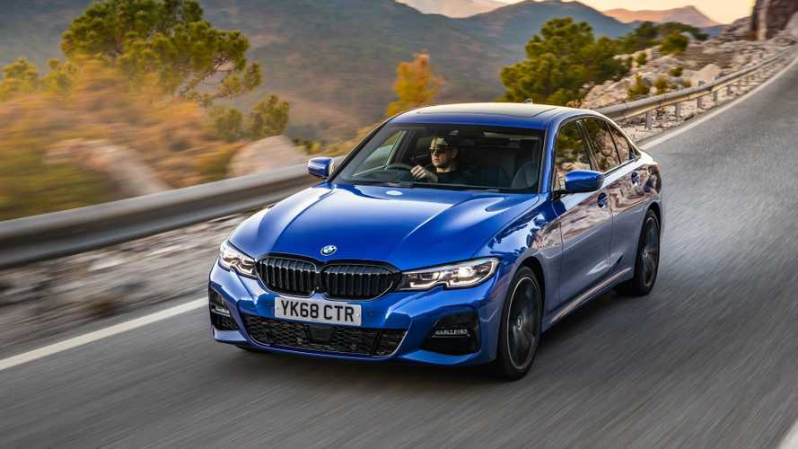 2019 BMW 3 Series Saloon (UK spec)