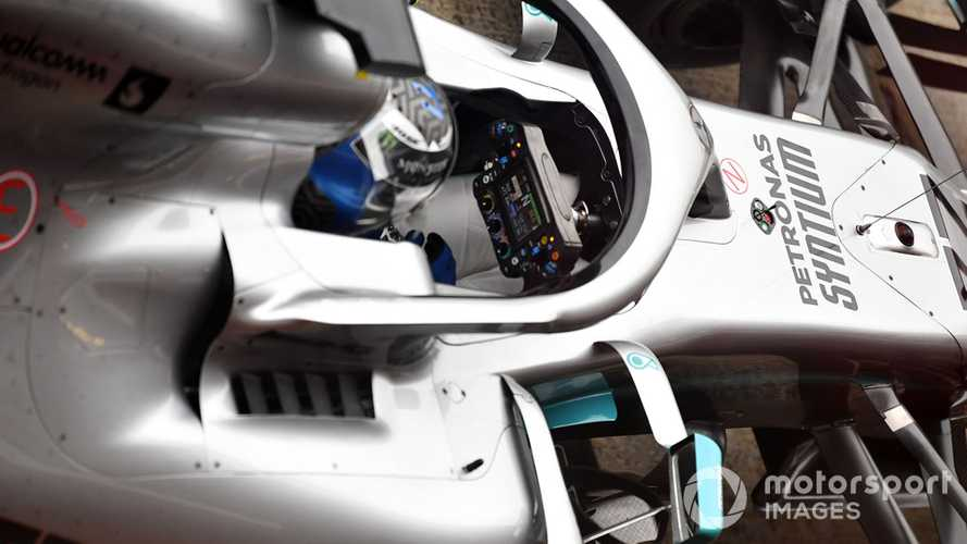 Revealed: How Mercedes' F1 steering wheel works
