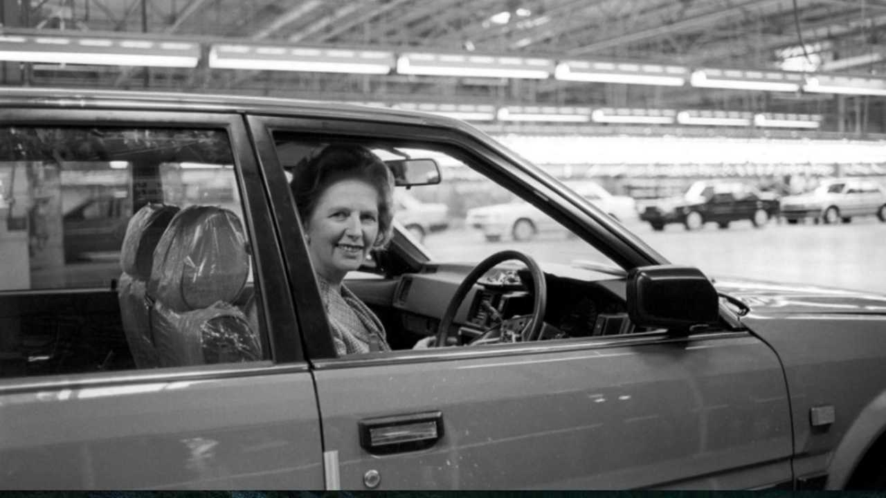 How Thatcher brought Nissan to the UK