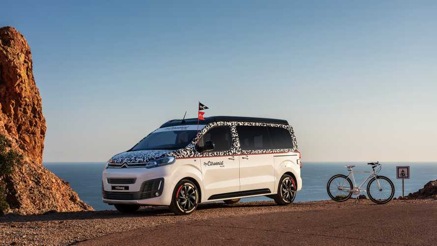 Spacetourer The Citroënist Concept in anteprima a Ginevra