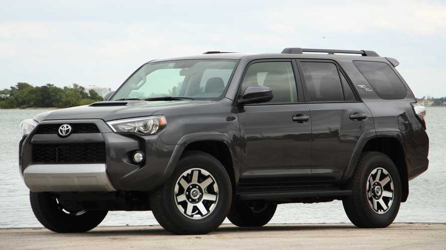 2019 Toyota 4Runner TRD Off-Road: Review