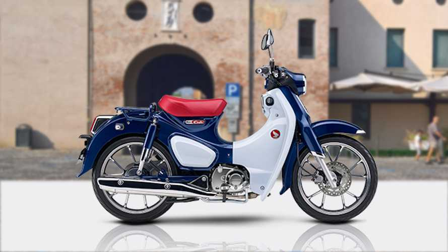 2019 Model Honda CUB125 Motosiklet