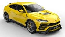 Vorsteiner'ın Lamborghini Urus Gövde Kiti