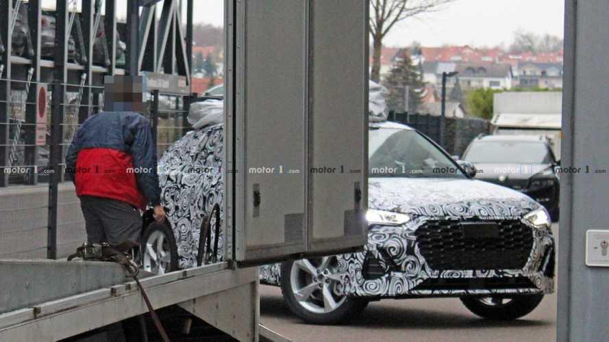 Flagra: Audi Q4 2020 aparece nas melhores fotos até agora