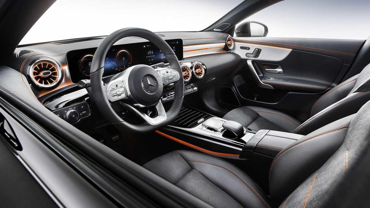 Mercedes Cla Coupe 2019 La Pasion Se Une A La Tecnologia