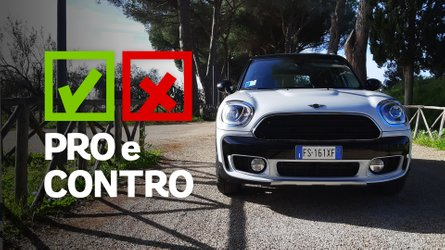 MINI Countryman Cooper D ALL4  , pro e contro