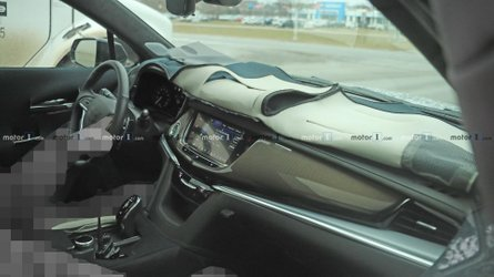 Cadillac XT6 Spied Completely Revealing Its Cabin