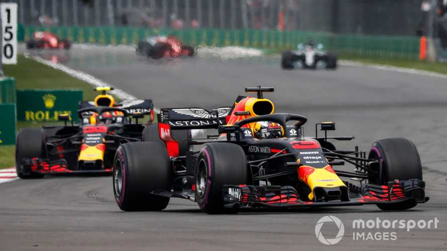 Red Bull: Verstappen has now surpassed Ricciardo
