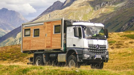 BUMO Is A Sustainable Motorhome That Makes A Difference