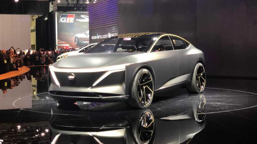 Concept IMs - La berline électrique selon Nissan