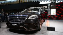 Mercedes-AMG S65 Final Edition at the 2019 Geneva Motor Show