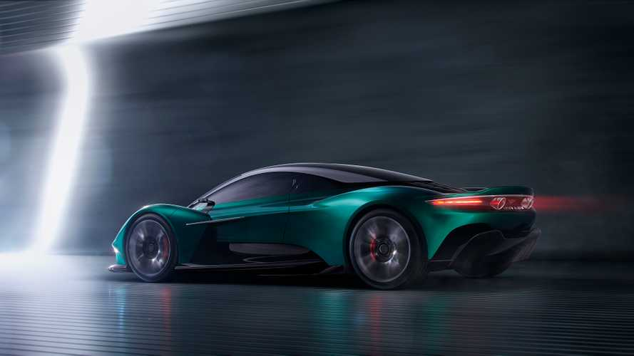 Hivatalos: Volante és AMR Pro változat is készül az Aston Martin Vanquish-ből