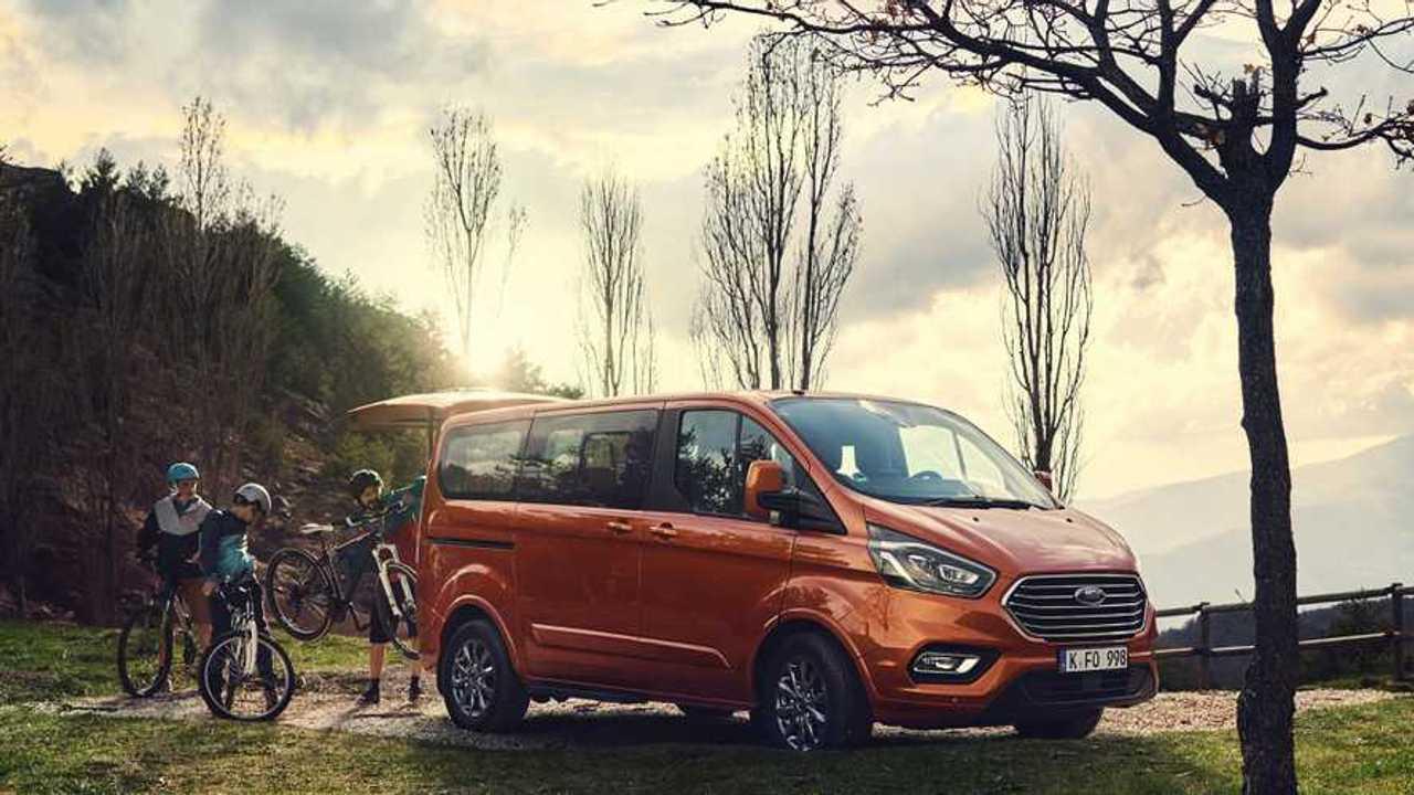 Ford Tourneo Custom Mild Hybrid