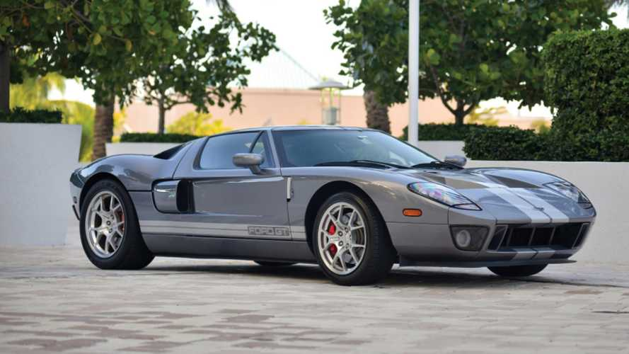 Ford GTs Are Appreciating, Meaning Now Is The Time To Buy!