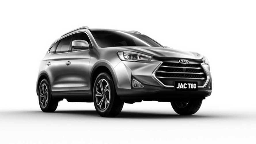Novo JAC T80 tem preço anunciado: R$ 139.990