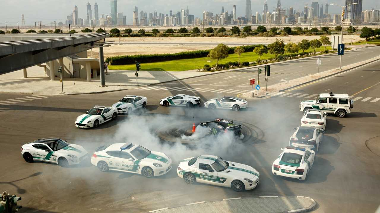 Gymkhana 8: Ultimate exotic playground in Dubai (2016)