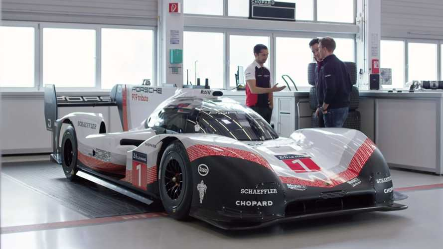 Porsche Top 5 highlights of the record-breaking 919 Hybrid Evo