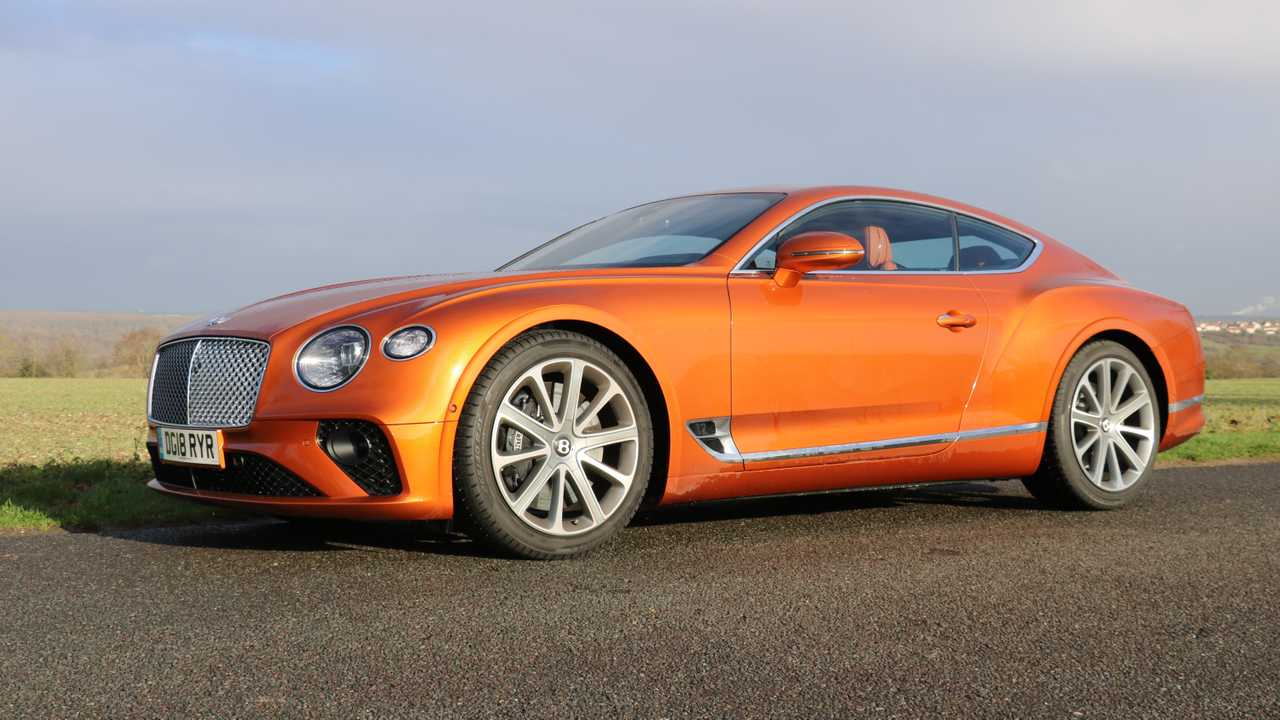 Essai Bentley Continental GT (2019)