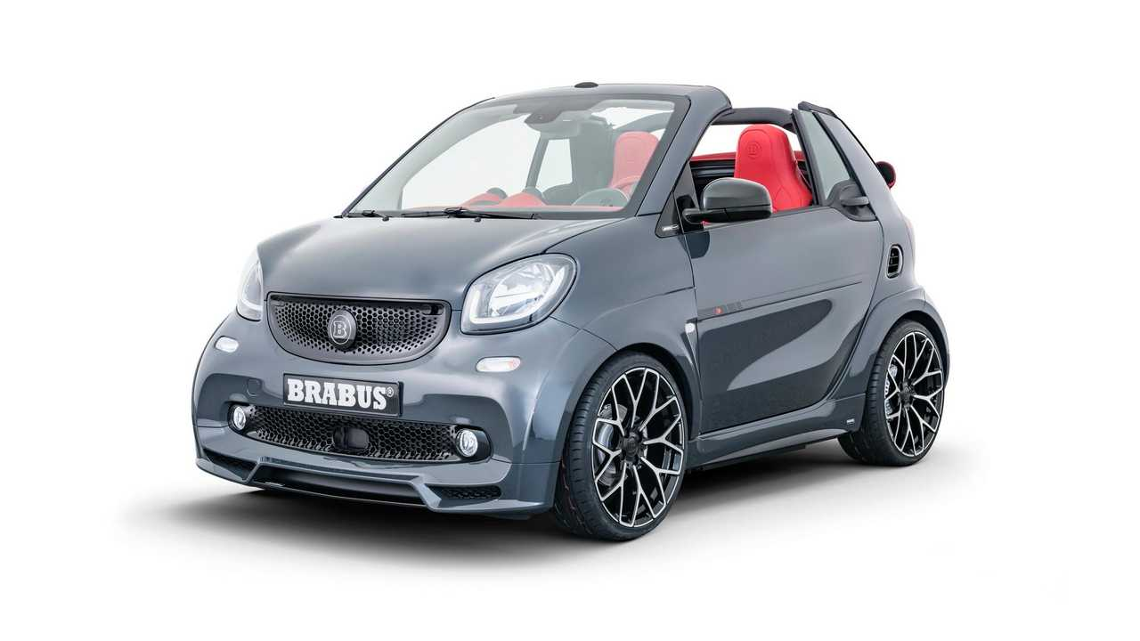 BRABUS Ultimate E Shadow Edition