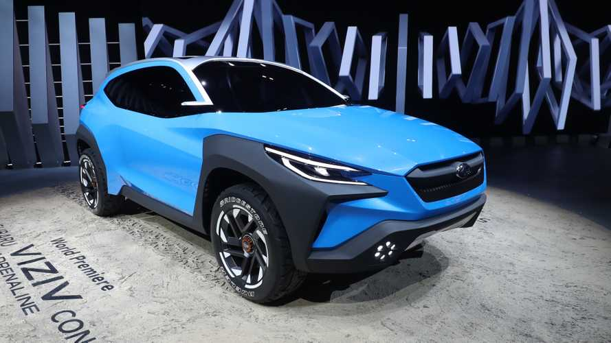 Subaru Viziv Adrenaline Concept - ADN de Forester