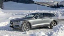 Neuer Volvo V60 Cross Country (2019) im Test: Testfahrten in Berchtesgaden