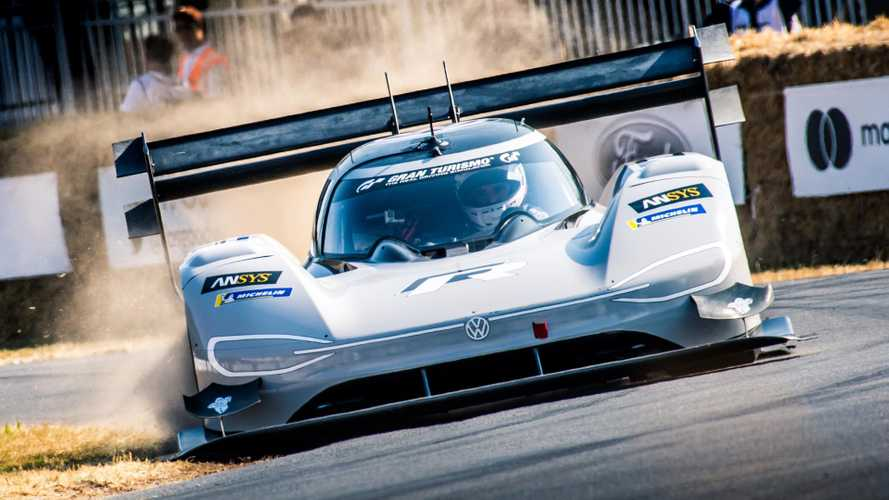 Record Breakers Theme Set For 2019 Goodwood Festival of Speed